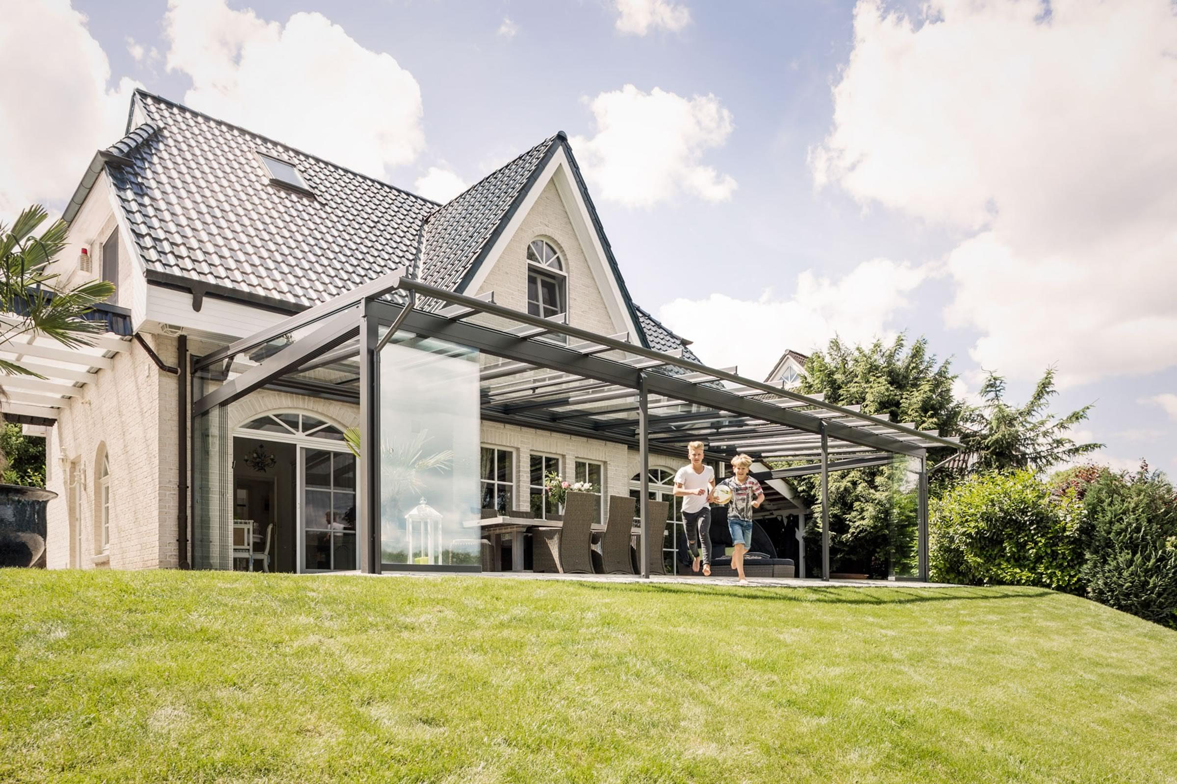Solarlux Terrassendächer